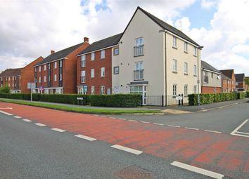 Thumbnail 2 bed flat for sale in Pinehurst Walk, Boston Boulevard, Great Sankey, Warrington