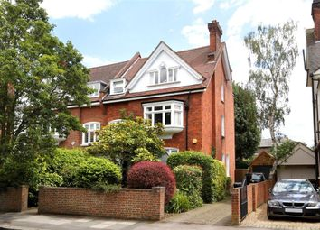 Thumbnail 5 bed semi-detached house for sale in Lancaster Road, Wimbledon Village