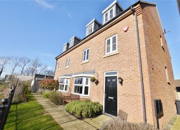 Thumbnail 4 bedroom semi-detached house for sale in Victoria Road, Ongar, Essex