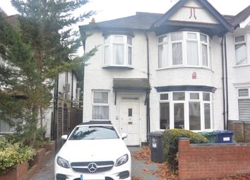 Thumbnail 4 bed semi-detached house to rent in West Avenve, London