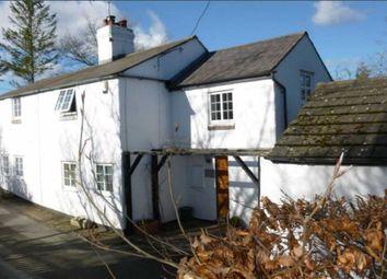 Thumbnail 3 bed cottage for sale in Vownog Newydd, Sychdyn, Flintshire