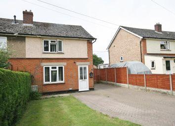 Thumbnail 3 bed semi-detached house for sale in Ellingham Road, Attleborough