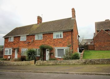 Thumbnail 4 bed semi-detached house for sale in Blackdown View, Ilminster