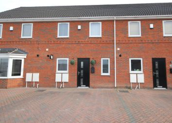 Thumbnail 3 bed end terrace house for sale in Pickle Grove, New Rossington, Doncaster
