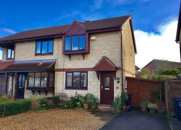 Thumbnail 2 bed semi-detached house for sale in Kelston Road, Weston-Super-Mare