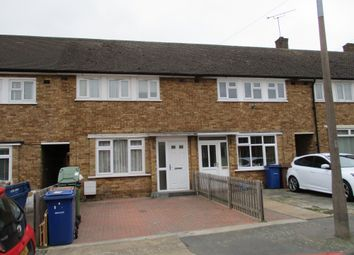 Thumbnail 3 bed terraced house to rent in Ravel Gardens, South Ockendon, Essex