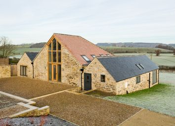 Thumbnail 4 bed barn conversion for sale in Coxwold Road, Carlton Husthwaite, Thirsk