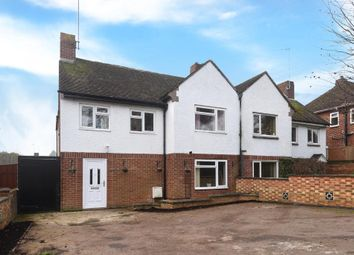 Thumbnail 5 bed semi-detached house for sale in Warwick Road, Banbury