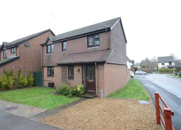 Thumbnail 3 bed detached house for sale in Sian Close, Church Crookham, Fleet