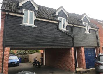 Thumbnail 2 bed property for sale in Skylark Close, Bury St. Edmunds