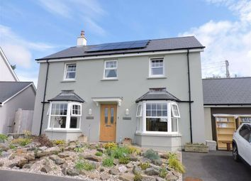 Thumbnail 4 bedroom detached house for sale in Knights Court, Narberth, Pembrokeshire