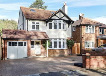 Thumbnail 4 bed detached house for sale in Gade Avenue, Watford