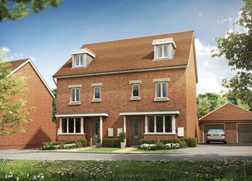 "Thumbnail 4 bed semi-detached house for sale in ""Woodvale"" at London Road, Hassocks"