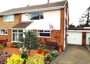 Thumbnail 3 bed semi-detached house for sale in Windsor Crescent, Nunthorpe, Middlesbrough