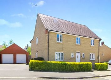 Thumbnail 4 bed detached house for sale in Gilligans Way, Faringdon, Oxfordshire