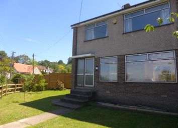 Thumbnail 3 bed semi-detached house to rent in Glenhaze Clevedon Lane, Clapton In Gordano, Bristol