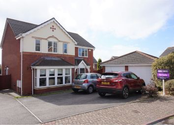 Thumbnail 4 bed detached house for sale in Dannog Y Coed, Barry
