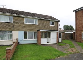 Thumbnail 1 bed property to rent in Deben Road, Corby