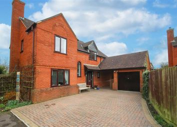 Thumbnail 4 bed detached house for sale in The Bramptons, Shaw, Swindon
