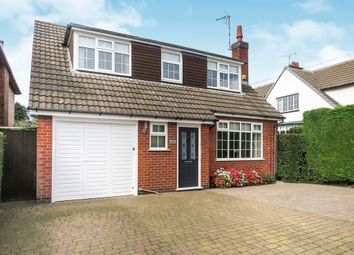 Thumbnail 3 bed detached house for sale in Stanley Road, Hinckley