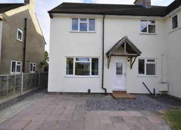 Thumbnail 3 bed property to rent in Church Road, Swindon Village, Cheltenham