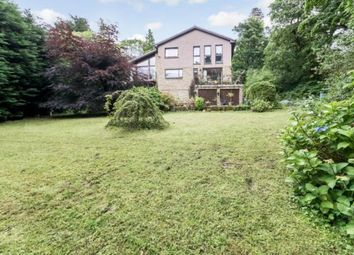 Thumbnail 4 bed detached house for sale in Glenarn Road, Rhu, Helensburgh, Argyll And Bute