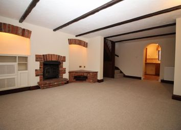 Thumbnail 2 bed terraced house for sale in Stoke Road, Poringland, Norwich