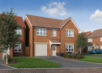 "Thumbnail 5 bed detached house for sale in ""The Harley "" at Newlands Drive, Grove, Wantage"