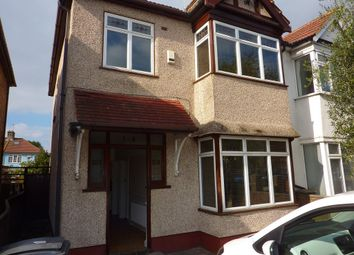Thumbnail 5 bed terraced house to rent in Avondale Avenue, Neasden