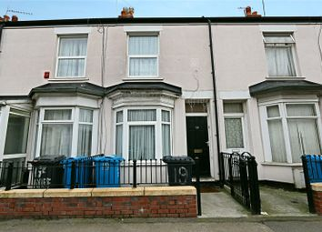 Thumbnail 2 bedroom terraced house for sale in Aylesford Street, Hull, East Yorkshire