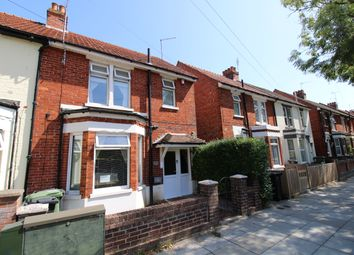 Thumbnail 3 bed terraced house to rent in Copnor Road, Portsmouth