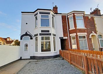Thumbnail 3 bed terraced house for sale in Coleridge Street, Hull