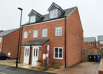 Thumbnail 3 bed town house for sale in Spitfire Road, Sheffield