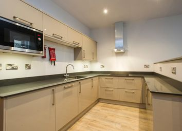 Thumbnail 2 bed flat to rent in Waverley Street, Nottingham