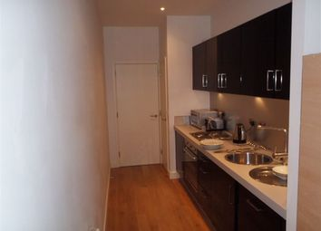 Thumbnail Studio to rent in Furnished Studio, Hanover House, Little Germany