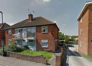 Thumbnail 2 bed maisonette for sale in Sunbury Road, Coventry