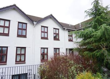 Thumbnail 1 bed flat for sale in Chisholme Close, St Austell, Cornwall