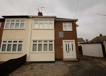 Thumbnail 3 bed semi-detached house to rent in Lulworth Close, Stanford-Le-Hope