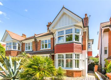 5 bed detached house for sale in Pembroke Avenue, Hove, East Sussex BN3