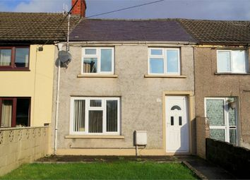 Thumbnail 2 bed terraced house to rent in Garn Road, Maesteg, Mid Glamorgan