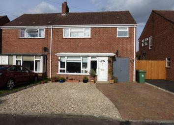 Thumbnail 3 bedroom semi-detached house for sale in Beechcroft Road, Longlevens, Gloucester