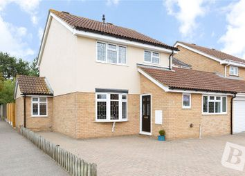 3 bed detached house for sale in Hunters Way, Springfield, Essex CM1