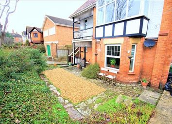 Thumbnail 2 bed flat for sale in Woodside Road, Parkstone, Poole