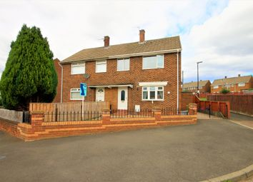 Thumbnail 2 bed semi-detached house for sale in The Cove, Shiney Row, Houghton Le Spring