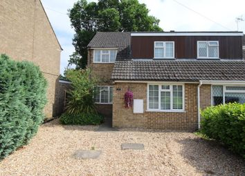 Thumbnail 3 bed semi-detached house for sale in Mead Close, Tilehurst, Reading