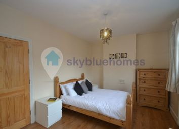 Thumbnail 5 bed terraced house to rent in Avenue Road Extension, Leicester