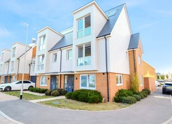 4 bed end terrace house for sale in Castleridge Drive, Greenhithe, Kent DA9