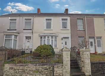 Thumbnail 3 bed terraced house for sale in Martin Street, Morriston, Swansea, West Glamorgan