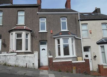 Thumbnail Terraced house to rent in Trinity Street, Barry, Vale Of Glamorgan