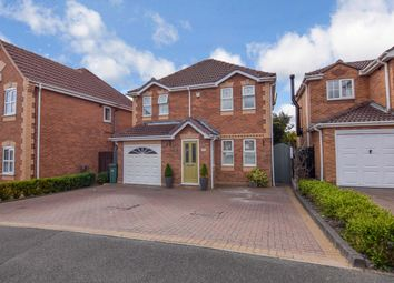 Thumbnail 4 bed detached house for sale in Kensington Avenue, Heanor